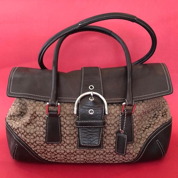 7c804f3522f Coach Bags   Authentic Hobo Large Purse   Poshmark